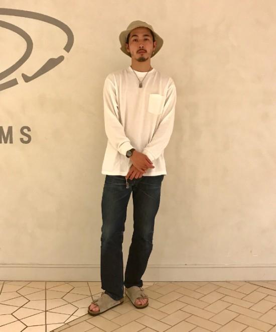 「ビルケンシュトック」のサンダル1万4000円(税抜)