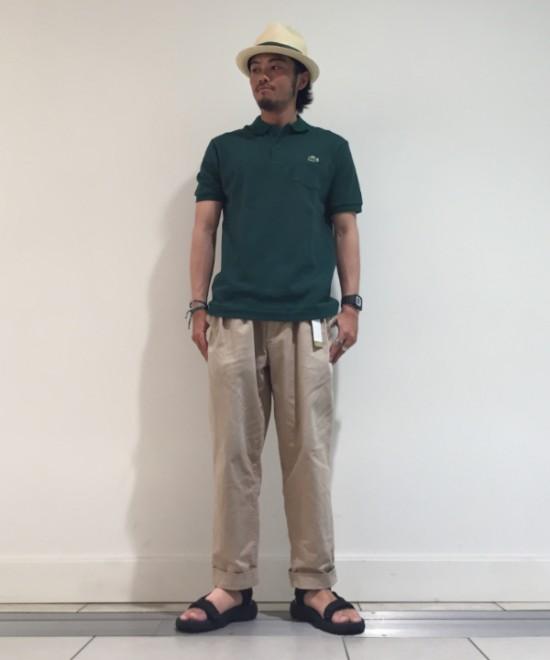 「テバ」のサンダル7300円(税抜)