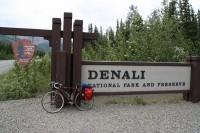 自転車で冒険に出よう。キャンプツーリング紀行 inアラスカ【Part3 デナリの荒野へ編】