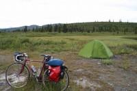 自転車で冒険に出よう。キャンプツーリング紀行 inアラスカ【Part4 夏の終わり編】