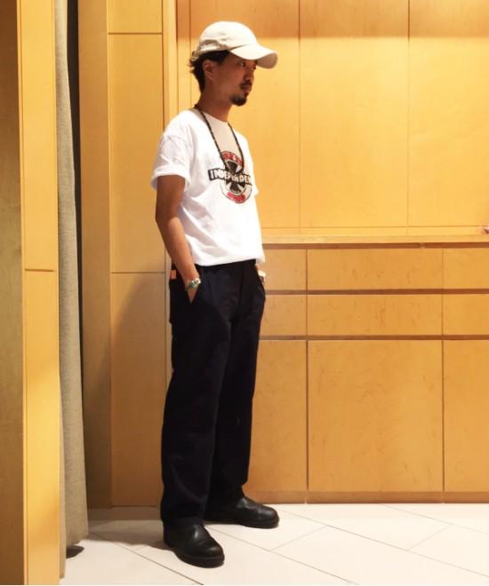 「インディペンデント×ビームス」のTシャツ4500円(税抜)