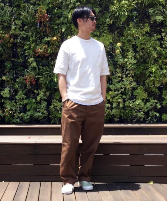 「ビーミング by ビームス」のTシャツ3400円(税抜)