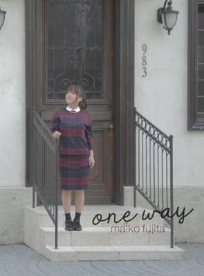 『one way』(初回完全限定盤)