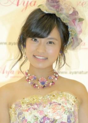 ウェディングドレス姿の小島瑠璃子(撮影:(C)ORICON NewS inc./2013年8月26日)