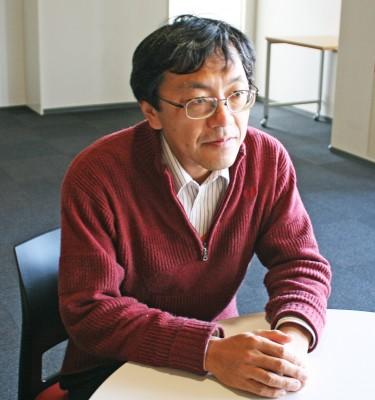 地球環境科学部地理学科・島津弘教授