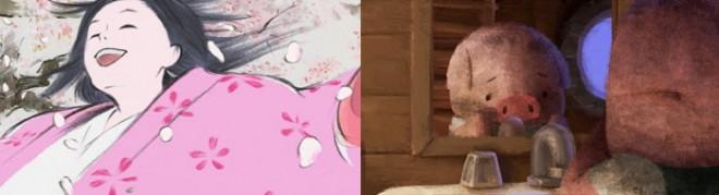 アニメのプロが敬愛する『かぐや姫の物語』『ダム・キーパー』オスカー受賞の可能性は?(C)2013 畑事務所・GNDHDDTK(C)2014 TONKO HOUSE LLC ALL RIGHTS RESERVED