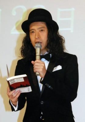 『火花』で文芸誌デビューするピース・又吉直樹
