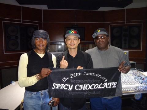 SPICY CHOCOLATEとスライ&ロビー