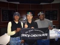 日本人レゲエ初のグラミー賞候補、SPICY CHOCOLATEとは?