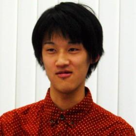 山田貴良くん(経営学部3年)