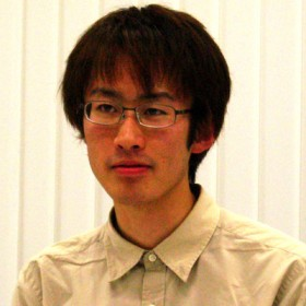 栗山駿佑くん(心理学部2年)