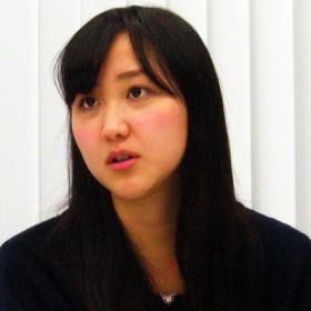 福田萌香さん(心理学部3年)