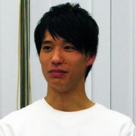 飯田寅義くん(経済学部1年)