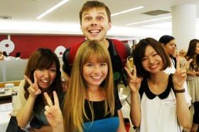 世界の常識は? 大学のサポートは? 海外留学の「?」は、体験学生に聞いてみよう!