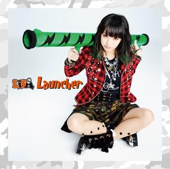 アルバム『Launcher』【通常盤】