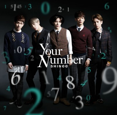 シングル「Your Number」【初回生産限定盤】
