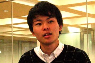 RA 国際言語学部国際言語コミュニケーション学科2回生 大崎優貴さん(国籍:日本)