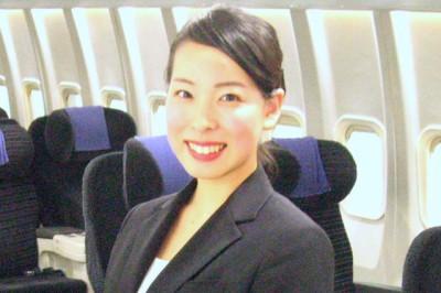 橋本沙彩さん 外国語学部英米語学科4年生