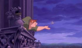 映画『ノートルダムの鐘』 (c)Disney