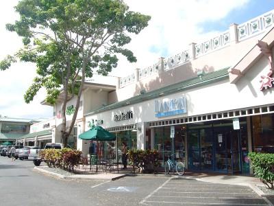地元の人たちに長年愛されている『カイルアショッピングモール』。ローカルのお店が多く楽しいショッピングができそう