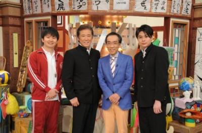 作曲家の新垣隆氏がしくじり先生、俳優の西岡徳馬が生徒として出演