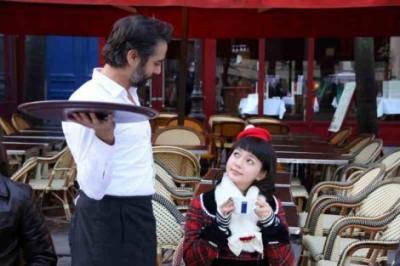 『デカワンコ』パリへ行く (C)日本テレビ