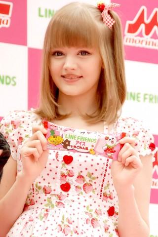 """""""リアルバービー人形""""とも言われている美少女モデルのダコタ・ローズ (C)ORICON NewS inc."""