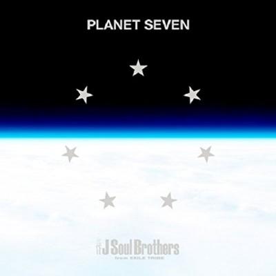 1位を獲得した三代目J Soul Brothers from EXILE TRIBEのアルバム『PLANET SEVEN』