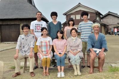 連続テレビ小説『まれ』(C)NHK