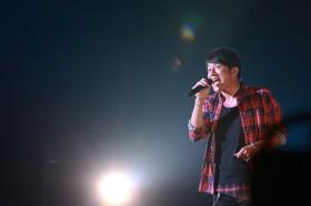桜井和寿とGAKU-MCによるウカスカジー、2015年初ライブ☆サッカー愛に溢れた白熱の一夜