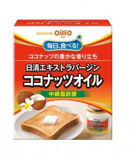 日清エキストラバージン ココナッツオイル