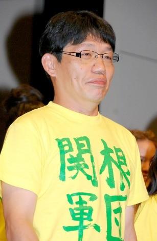 先輩芸人からも支持が熱いずんの飯尾和樹 (C)ORICON NewS inc.