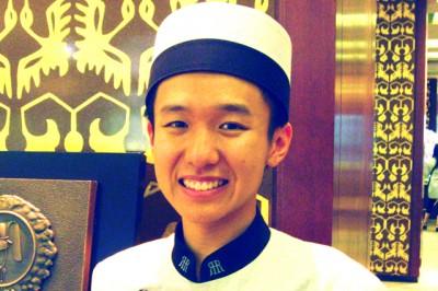 姚 竣(ヨウ・シュン)/出身:中国(香港)/出身大学:香港中文大学/好きな日本の食べ物:刺身