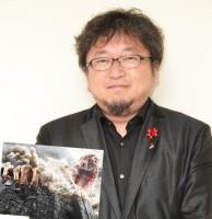 樋口真嗣監督インタビュー『ビジュアルは原作に忠実に撮った—だから答えは漫画にある』