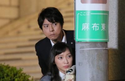 花咲と相馬のコンビ感も良い味を出している(C)日本テレビ