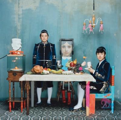 ゆず「終わらない歌」(8月12日発売)ジャケット写真