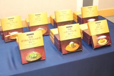 新ブランド『メイフェアキッチン』のレトルトカレー7種類