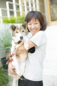 浅田美代子、愛犬との生活や動物愛護について語る