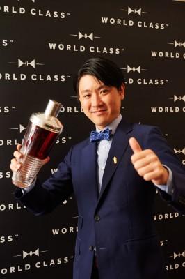 「ワールドクラス」の2015年日本代表に選出された金子道人さん