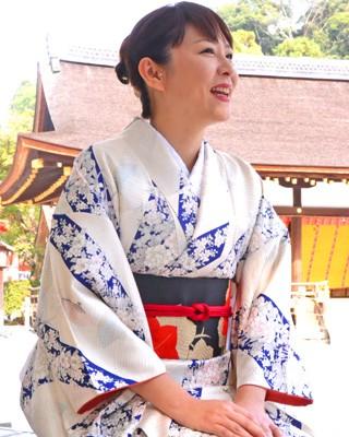 数ある神社の中でも上賀茂神社の手作り市が大好き!という抹茶団子氏