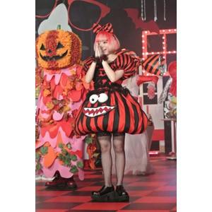 日本初となる「コカ・コーラ」のハロウィンCM『HALLOWEEN DANCE PARTY』篇に出演するきゃりーぱみゅぱみゅ