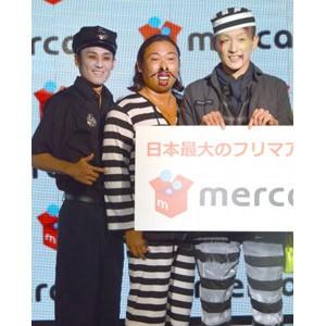 ロバート(左から)山本博、秋山竜次、馬場裕之