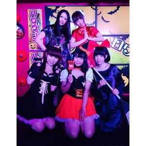 『AKIHABARAバックステージpass』で『ハロウィン仮装コンテスト』を開催中のバックステージ外神田一丁目。