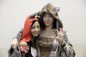 SKE48握手会ではメンバーが仮装