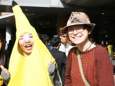 リー・ニング・チャンさん(左)とハトレン・オードリーさん(右)