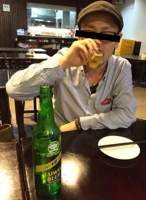 台湾のビールは「薄い」と聞くけれど…ごくごく飲んでしまう編集スタッフ