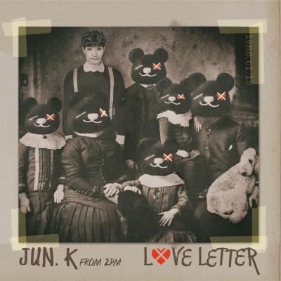 ミニアルバム『Love Letter』【初回生産限定盤A】