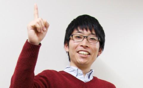 西田将治さん(6年)
