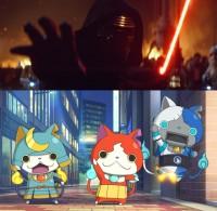 映画ファン待望『スター・ウォーズ』VSファミリー層から人気『妖怪ウォッチ2』激突の行方は!?
