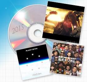 2015年 年間音楽ランキングを発表!